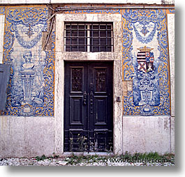doors, doors & windows, europe, portugal, square format, western europe, photograph