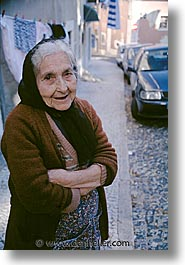 europe, old, people, portugal, vertical, western europe, womens, photograph