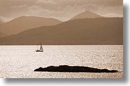 england, europe, horizontal, loch, sailing, scotland, united kingdom, photograph
