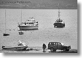 boats, england, europe, horizontal, scotland, tow, united kingdom, photograph