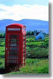 england, europe, phonebooths, scotland, united kingdom, vertical, photograph
