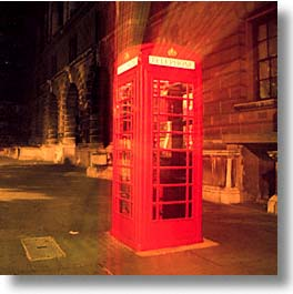 england, europe, phonebooths, scotland, square format, united kingdom, photograph