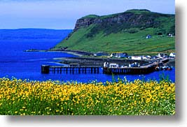 england, europe, harbor, horizontal, scotland, skye, united kingdom, photograph