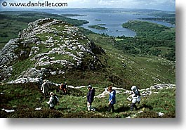 england, europe, hiking, horizontal, people, scotland, slioch, united kingdom, photograph