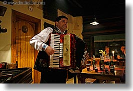 accordion, artists, europe, gypsy music, horizontal, men, music, musicians, people, players, slovakia, photograph