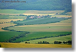colors, europe, green, horizontal, land, landscapes, patches, slovakia, photograph