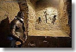 armor, europe, horizontal, materials, slovakia, spis castle, stones, photograph