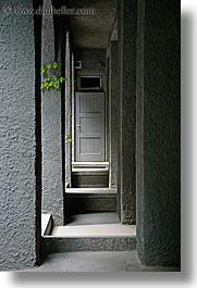 bled, doors, europe, grey, narrow, slovenia, vertical, photograph