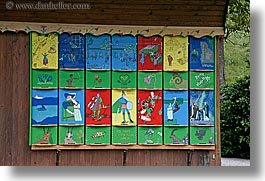bees, bohinj, europe, horizontal, keeper, paintings, slovenia, photograph