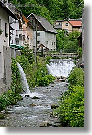 europe, krupa, slovenia, stream, vertical, waterfalls, photograph