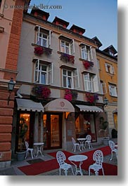 antiq, europe, hotels, ljubljana, slovenia, towns, vertical, photograph
