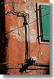 electrical, europe, pirano, slovenia, vertical, wiring, photograph
