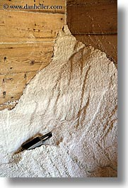 europe, pirano, rooms, salt, salt flats, slovenia, storage, vertical, photograph