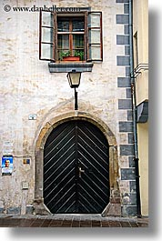 doors, europe, ptuj, slovenia, vertical, windows, photograph
