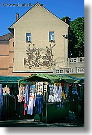 europe, murals, ptuj, slovenia, vertical, photograph