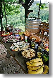 europe, lunch, picnic, slovenia, styria, vertical, photograph