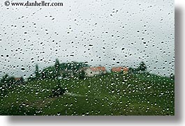 europe, horizontal, raindrops, slovenia, styria, photograph