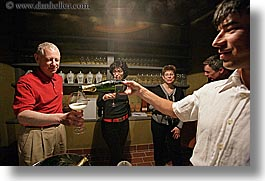barry, barry goldberg, europe, groups, horizontal, men, pouring, slovenia, valter, wine glass, wines, photograph