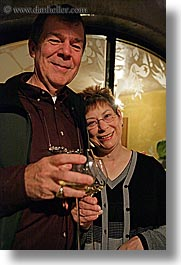 bob, couples, europe, groups, jacks, marilyn, mary, men, slovenia, toasting, vertical, wine glass, wines, womens, photograph