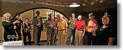 europe, groups, horizontal, panoramic, people, slovenia, tasting, wines, photograph