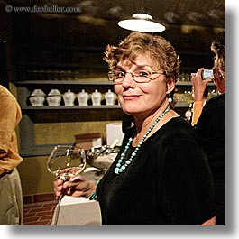 clark, europe, groups, james, patty, slovenia, square format, wine glass, wines, womens, photograph