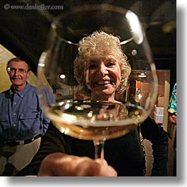 blalock, europe, groups, happy, humor, jenna, jim, slovenia, square format, wine glass, wines, womens, photograph