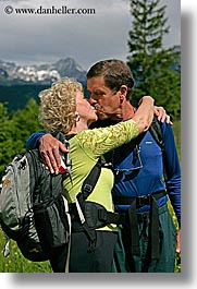 blalock, couples, europe, groups, hikers, jenna, jim, men, mountains, slovenia, snowcaps, vertical, womens, photograph