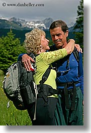 blalock, couples, europe, groups, happy, hikers, jenna, jim, men, mountains, slovenia, snowcaps, vertical, womens, photograph