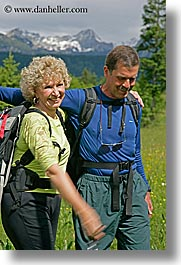 blalock, couples, europe, groups, happy, hikers, jenna, jim, laugh, men, mountains, slovenia, snowcaps, vertical, womens, photograph