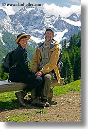 christie, christy, couples, europe, groups, men, mountains, scenics, slovenia, snowcaps, stuart, vertical, womens, photograph
