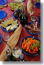 aiguestortes hike, europe, foods, picnic, spain, vertical, photograph