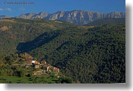 estamariu, europe, hills, horizontal, mountains, nature, spain, photograph
