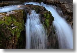 europe, horizontal, ordesa, slow exposure, spain, waterfalls, photograph