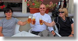 beers, cheers, emotions, europe, horizontal, men, people, siresa, smiles, spain, tourists, womens, photograph
