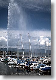 deau, europe, geneva, jet, switzerland, vertical, photograph