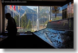 controller, europe, horizontal, kandersteg, scenics, stations, switzerland, trains, photograph