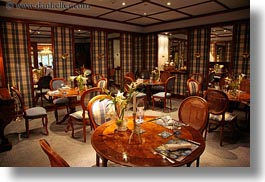 dining, europe, horizontal, kandersteg, rooms, switzerland, wald hotel doldenhorn, photograph