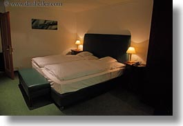 bedrooms, europe, horizontal, hotels, kandersteg, switzerland, wald hotel doldenhorn, photograph