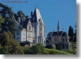churches, europe, horizontal, houses, lucerne, miscellaneous, switzerland, photograph