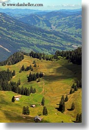 europe, houses, lucerne, mt rigi, scenics, switzerland, vertical, photograph
