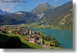 europe, horizontal, lungern, mountains, rivers, switzerland, photograph