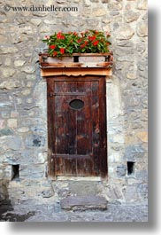 chateau de chillon, doors, europe, montreaux, ornate, switzerland, vertical, photograph