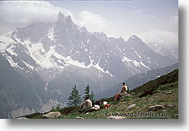 blanc, europe, horizontal, massif, mountains, mt blanc, switzerland, photograph