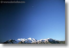 europe, horizontal, moon, mountains, scenics, switzerland, photograph