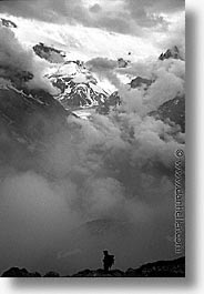 black and white, europe, scenics, switzerland, vertical, photograph
