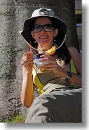 emotions, europe, ice cream, people, smiles, switzerland, vertical, victoria, womens, wt people, photograph