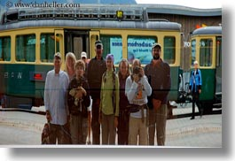 emotions, europe, groups, happy, hikers, horizontal, people, smiles, switzerland, tourists, wengen, wt people, photograph