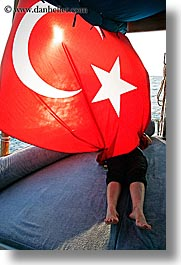 cevri hasan, europe, flags, turkeys, turkish, vertical, photograph