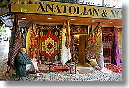 europe, fethiye, horizontal, rugs, stores, turkeys, photograph