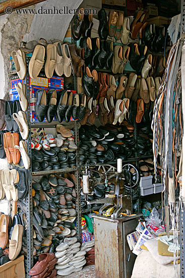 Shoemakers or cordwainers (cobblers being those who repair shoes) may